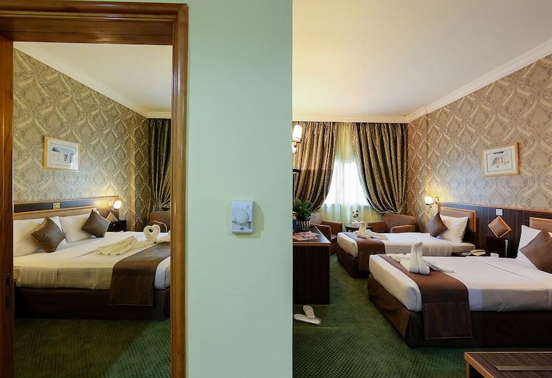 Jonrad Hotel, Dubai, Family Suite, 2 Bedrooms, Guest Room