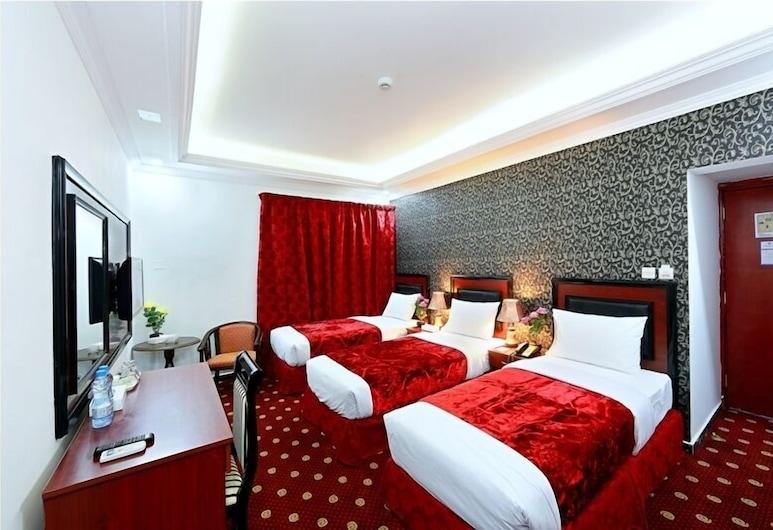 Gulf Star Hotel, Dubajus, Standartinio tipo vienvietis kambarys, 1 viengulė lova, Svečių kambarys