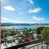 Habitación doble Confort, 1 cama Queen size, vista al mar - Balcón