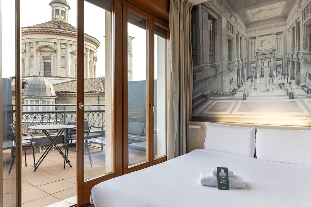 Chambre Double, terrasse - Photo principale