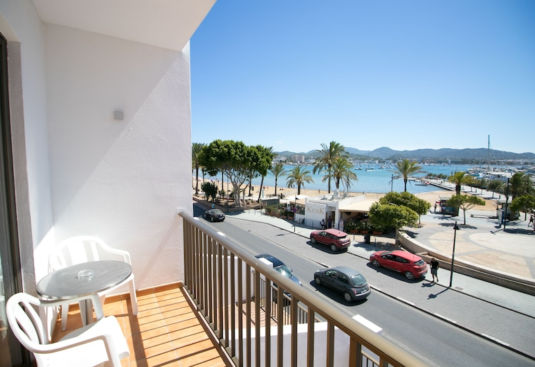 The White Apartments by Ibiza Feeling - Adults Only, Sant Antoni de Portmany, Studio, Balkon