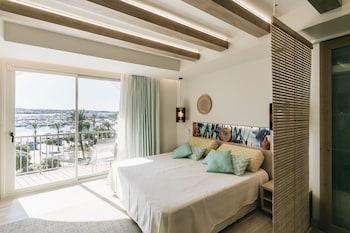 聖安東尼德波特曼尼伊比薩感覺白色公寓酒店 - 只招待成人的圖片