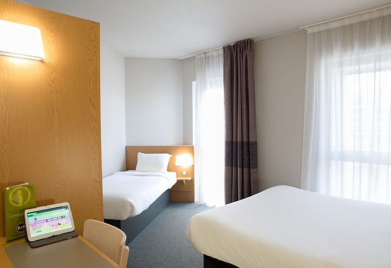 B&B Hotel Marseille Euromed, Marseille, Twin Room, Guest Room