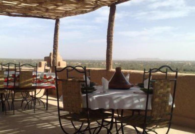 Dar Panorama, Skoura, Restaurante