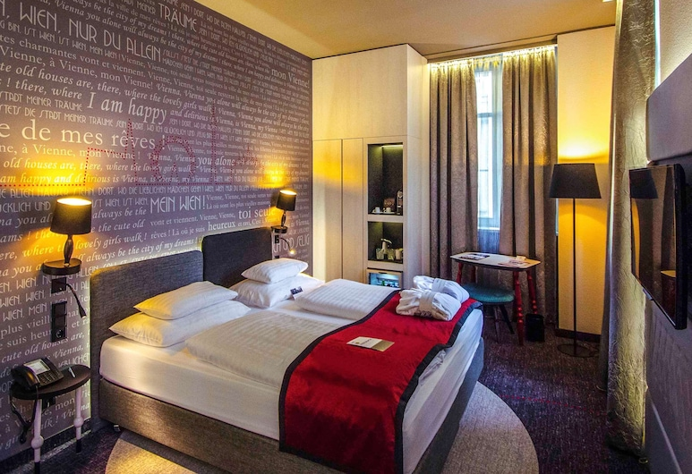 Mercure Vienna First, Viyana, Premium Tek Büyük Yataklı Oda, 1 Büyük (Queen) Boy Yatak (Privilege), Oda