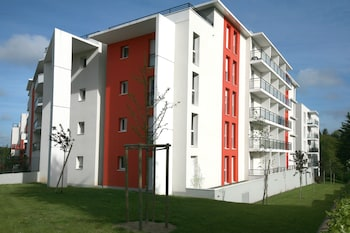 Naktsmītnes Résidence Suiteasy Einstein II attēls vietā Nantes