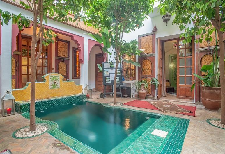 里亞德薩達卡酒店, 馬拉喀什, 室內泳池