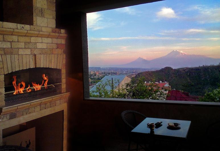Hotel Grig, Yerevan, Uitzicht vanaf hotel