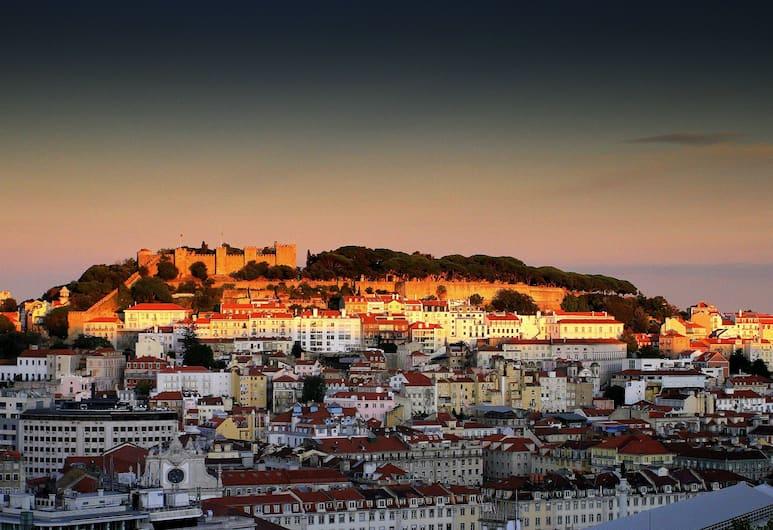 Hotel Lis - Baixa, Lisboa, Utvendig