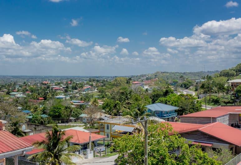 Rolson Hotel, San Ignacio, Dobbeltrom – deluxe, utsikt mot basseng, Utsikt fra gjesterommet
