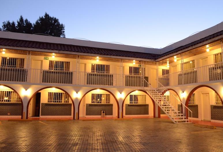 Hotel Boulevard Mexicali, Mexicali, Habitación básica, Vista al patio
