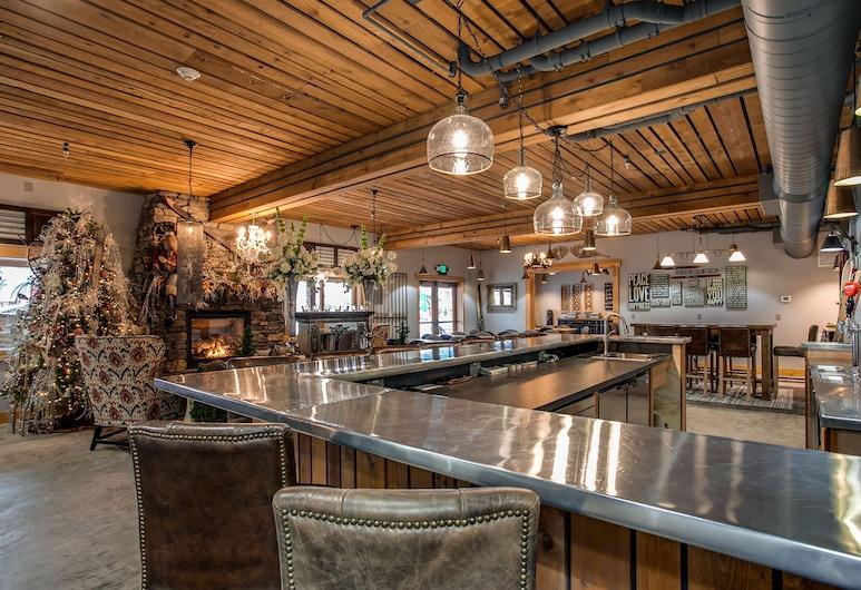 Bavarian Lodge, Leavenworth, Hotelbar