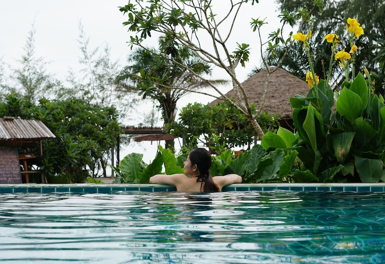 Ren Resort, Sihanoukville, Außenpool