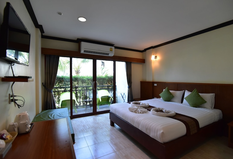 The Green Hotel Koh Lipe, Satun, Garden View Room, Guest Room