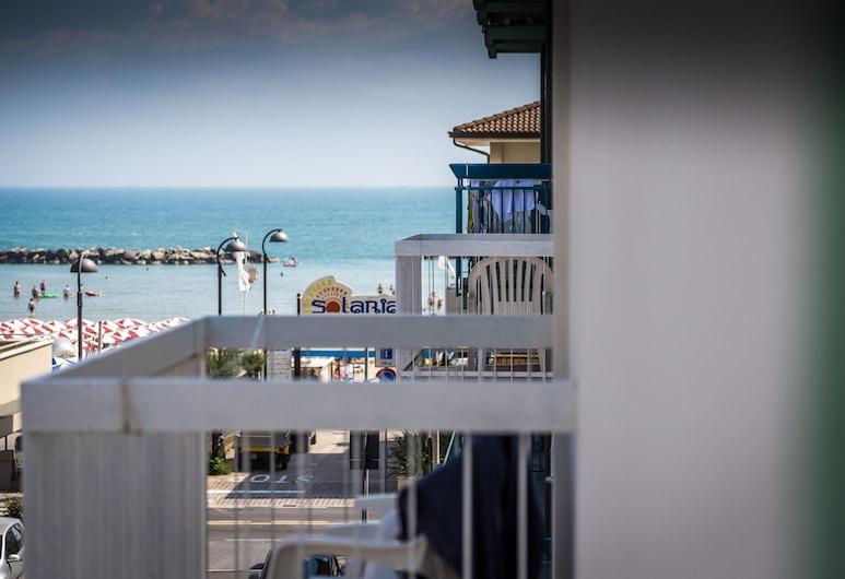 Hotel Doria, Bellaria-Igea Marina, Habitación cuádruple económica, Balcón