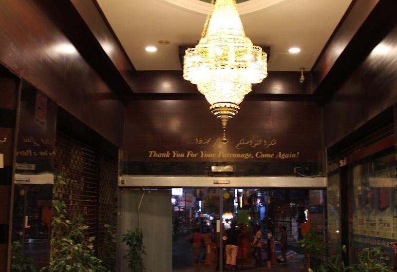 Mount Royal Hotel , Dubai, Interior Entrance