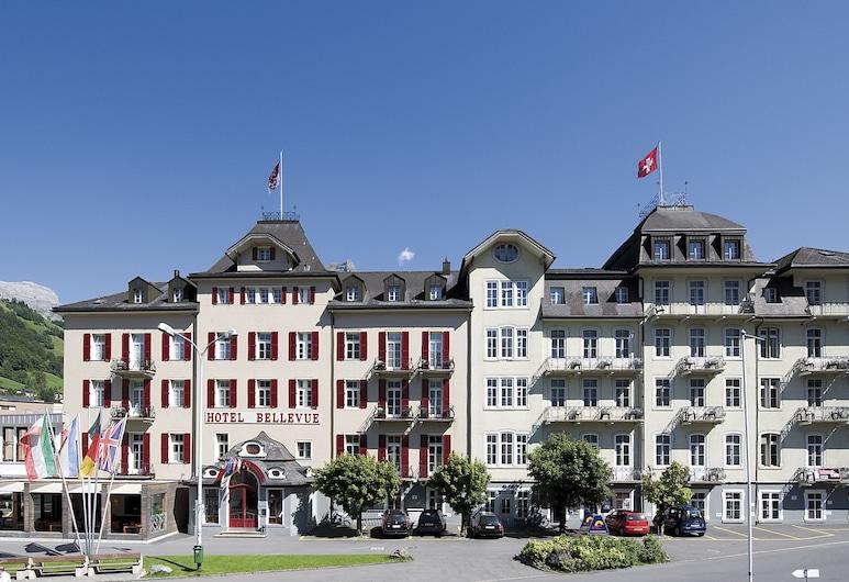 Hotel Bellevue-Terminus, Engelberg, Hotel Front