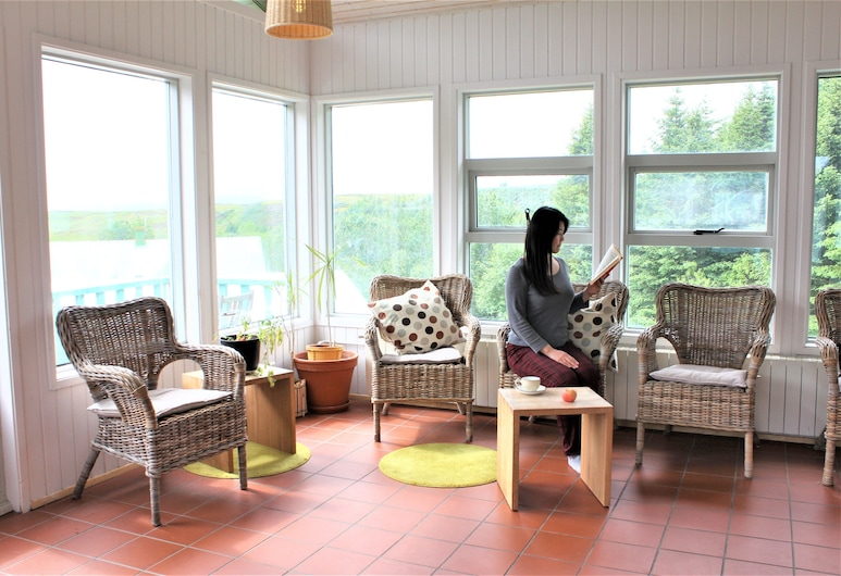 Solheimar Eco-Village Guesthouse, Selfoss, Twin Room, Non Smoking, Shared Bathroom, Guest Room