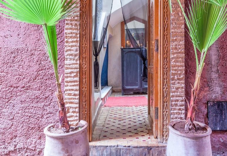 達爾阿西拉酒店, 馬拉喀什