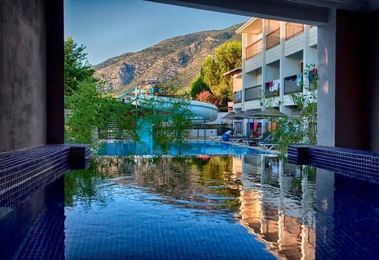 Golden Life Resort Hotel & Spa, Fethiye, Family Apart Daire, Havuz Manzaralı, Oda