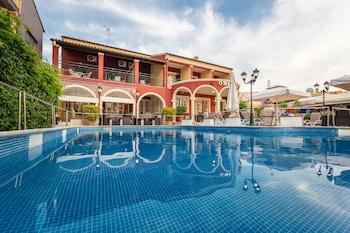 ภาพ Omiros Hotel ใน คอร์ฟู