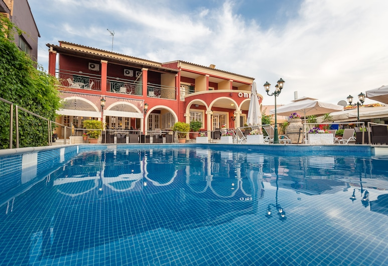 Omiros Hotel, Kérkyra