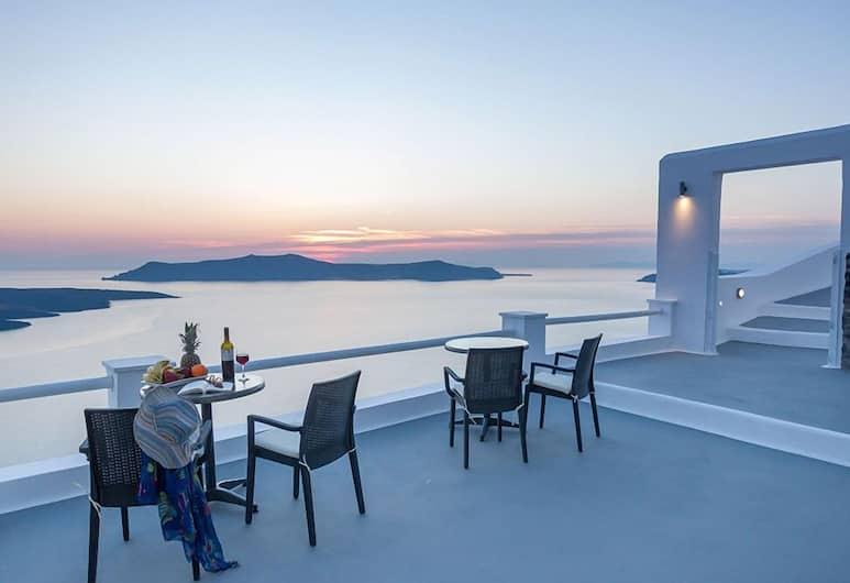 Asma Suites, Santorini, Junior Suite (Sunset), Balcony