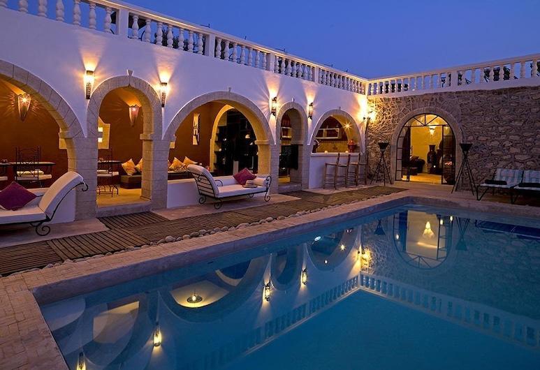Villa Saada, Sidi Kaouki, Vonkajší bazén