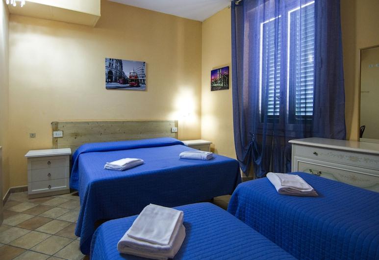 Affittacamere Mannolini, Florencija, Keturvietis kambarys, Svečių kambarys