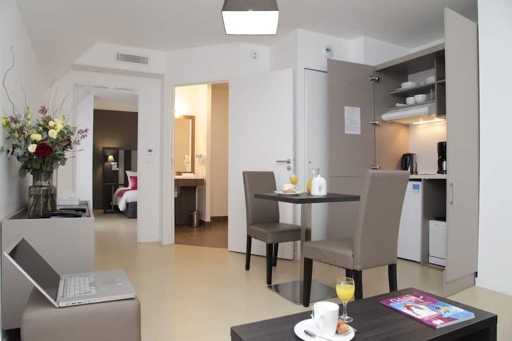 Külaliskorter, 1 magamistoaga (4 People) - Lõõgastumisala