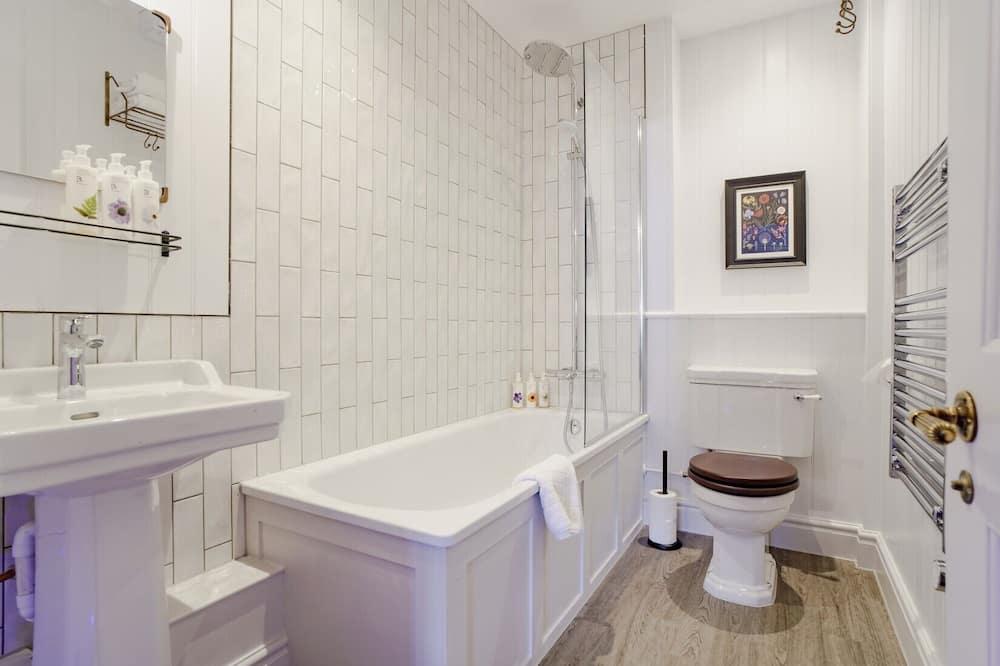 Superior-dobbeltværelse - 1 soveværelse (Four-poster ) - Badeværelse