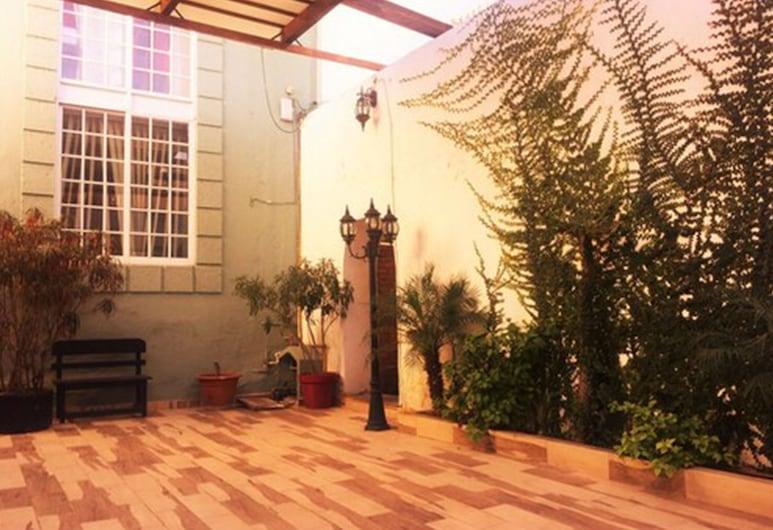 Hostal Galerie Querétaro, Queretaro, Courtyard