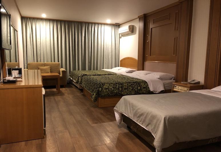 古宮酒店, 首爾, 家庭三人房, 客房