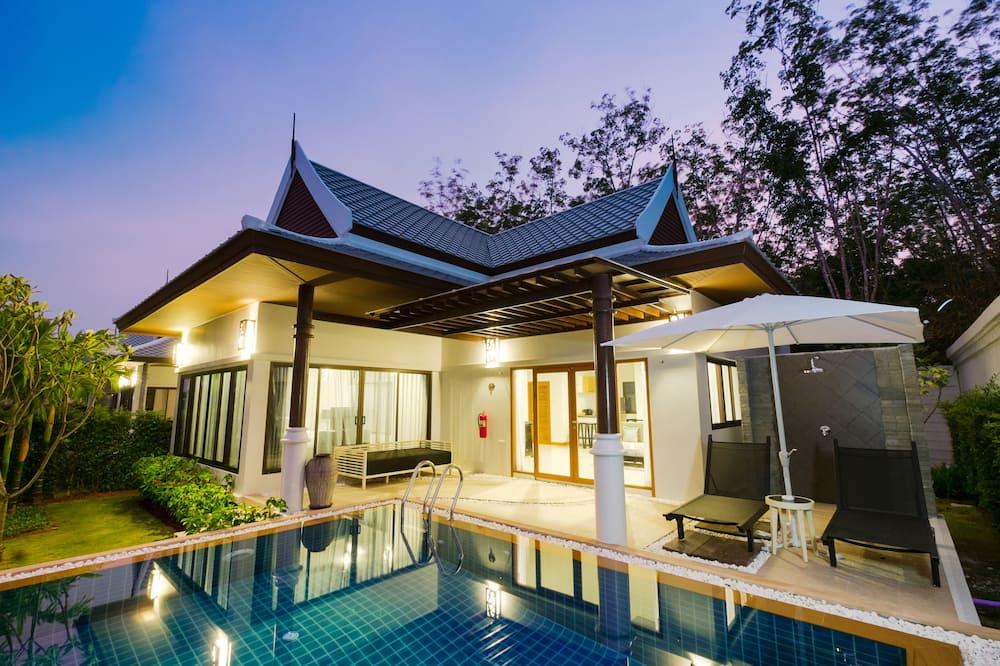 1 Bedroom Pool Villa - View from room