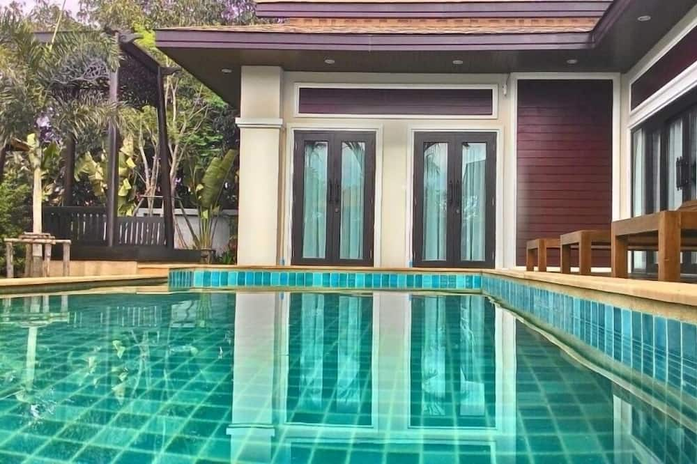 President Private Pool Villa - Outdoor Pool