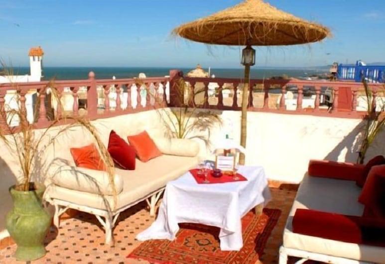 Riad Al Khansaa, Essaouira, Balcony