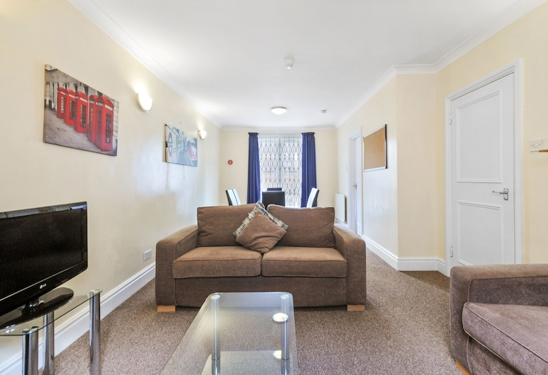 Access Maida Vale North, London, Standard Townhome, 4 Bedrooms, Living Room