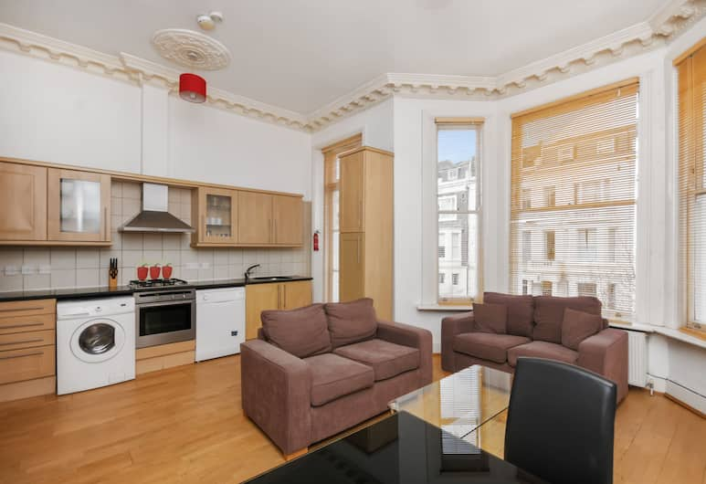 Access Earl's Court, London, Standard-Apartment, 2Schlafzimmer (6 people), Wohnbereich