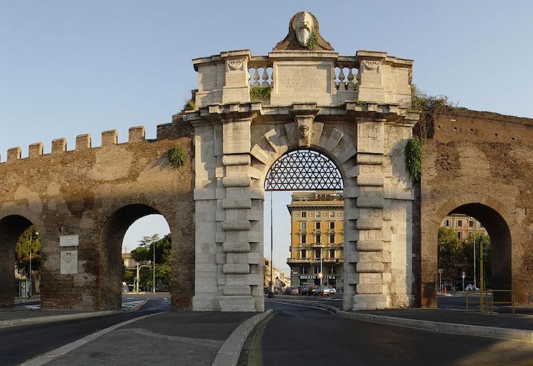 Desiderio di Roma, Roma, Facciata hotel
