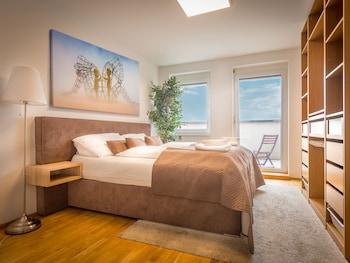 Wiedeń — zdjęcie hotelu SKY9 Penthouse Apartments
