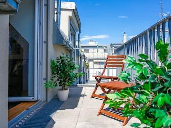 Selline näeb välja SKY9 Penthouse Apartments , Viin