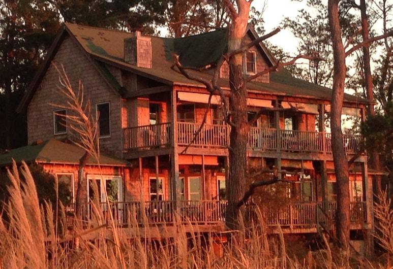Cypress Moon Inn, Kitty Hawk, Hotellfasad