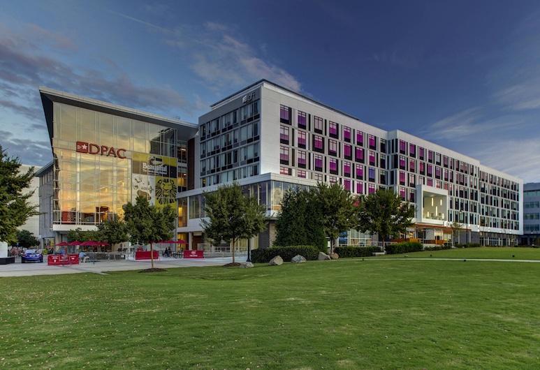 德罕市中心雅樂軒酒店, 達拉謨