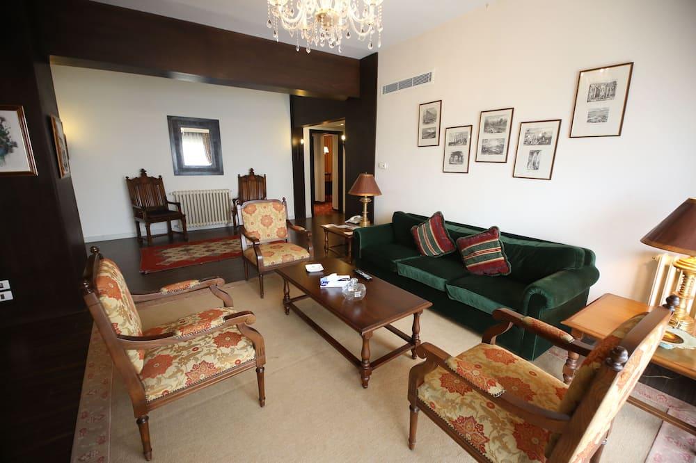 Premium Suite, 2 Bedrooms - Living Area