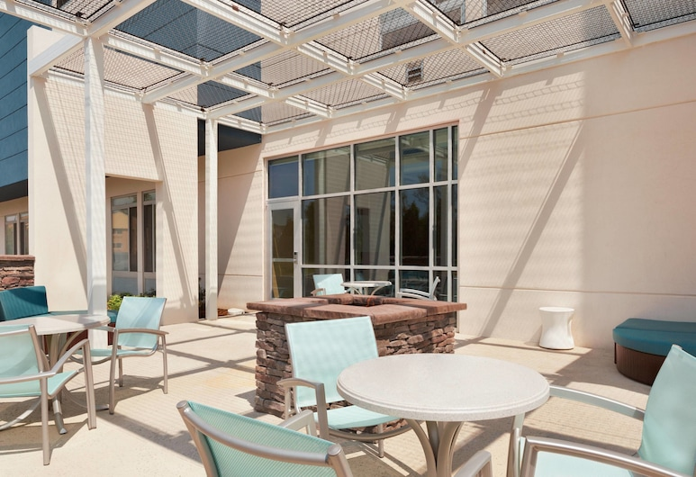 SpringHill Suites Tuscaloosa by Marriott, Tuscaloosa, Terrace/Patio