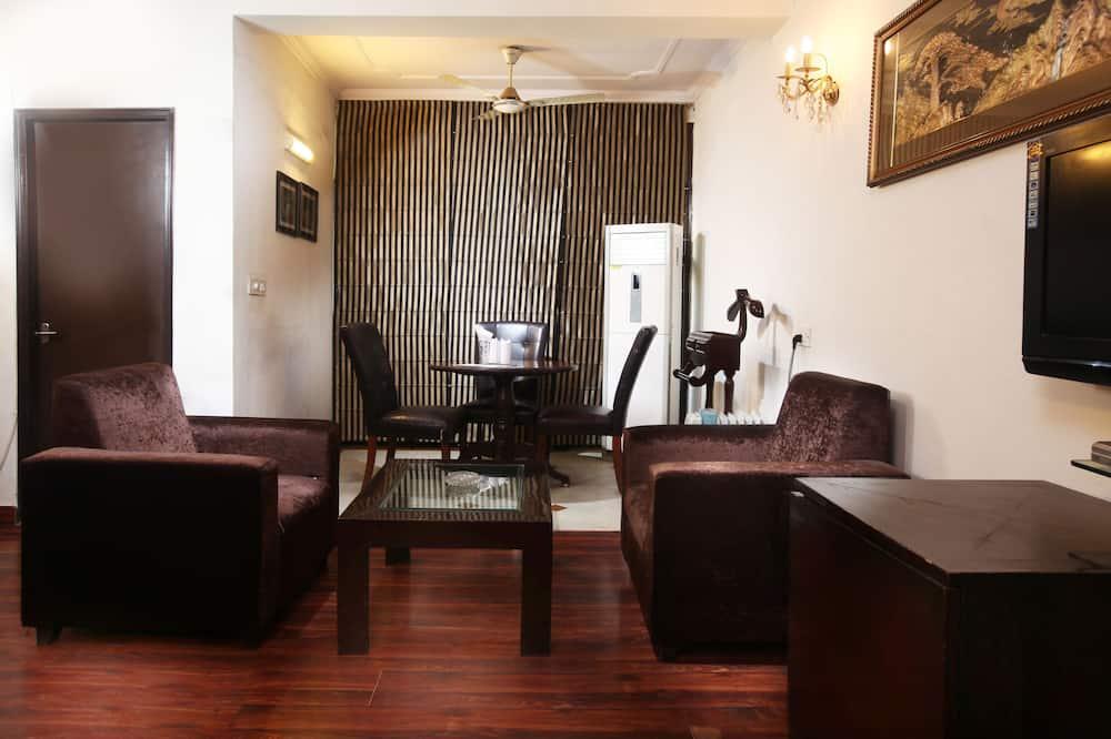 Pokój dwuosobowy z 1 lub 2 łóżkami, standardowy, Łóżko podwójne - Powierzchnia mieszkalna