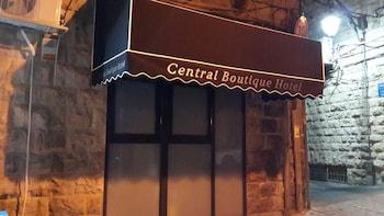 ภาพ Central Boutique Hotel ใน เยรูซาเล็ม