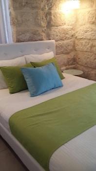 Jeruzalem — zdjęcie hotelu Central Boutique Hotel