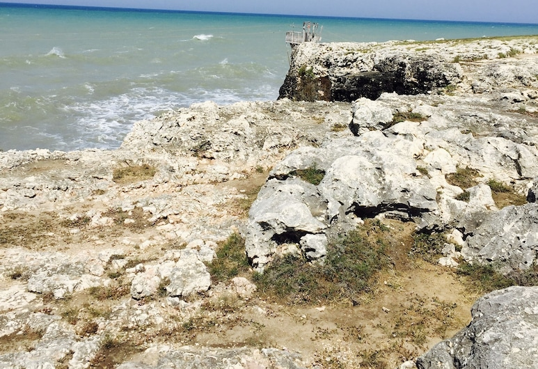 Residence Hotel Baia di Paradiso, Peschici, Pláž