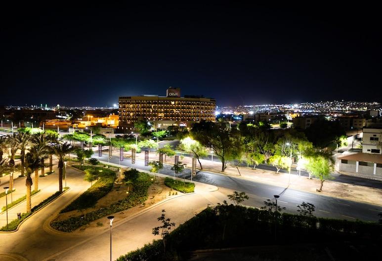 Oryx Aqaba, Aqaba, Průčelí hotelu